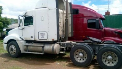 Photo of Aseguran dos tractocamiones con reporte de robo en Michoacán