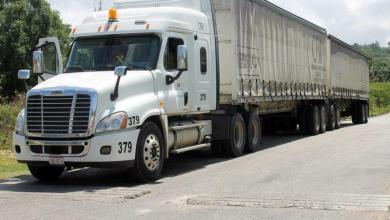 Photo of Transporte de carga a revisión en la Comarca Lagunera