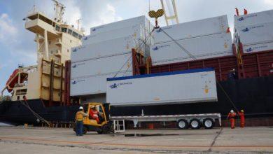 Photo of Transporte marítimo de perecederos en contenedor aumentará un 85% en 2021