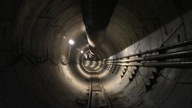 Photo of Por estos túneles viajará el transporte del futuro de Elon Musk