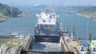 Photo of Crecimiento récord de tránsito de carga por Canal de Panamá