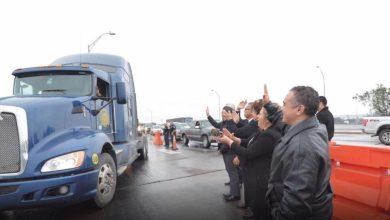 Photo of Nuevos carriles para el transporte entre Eagle Pass y Piedras Negras