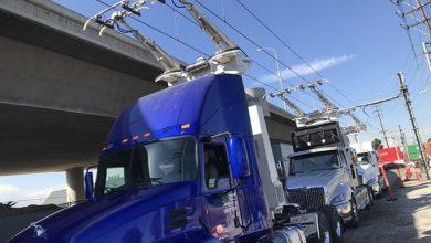 Photo of Siemens instala líneas eléctricas aereas en autopista de California
