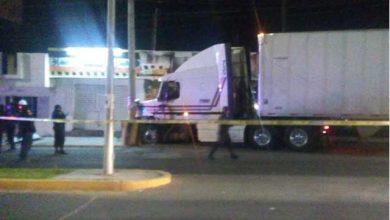 Photo of Roban tracto camión, persecución termina en balacera