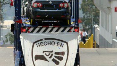 Photo of Casi tres de cada 10 autos vendidos en EU son de México y Canadá: UBS