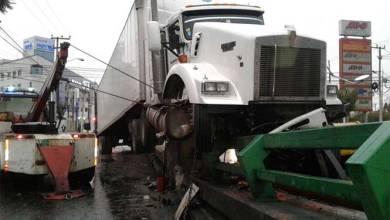 Photo of Empresarios buscan restringir circulación de transporte de carga en Edomex