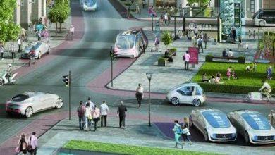 Photo of Daimler y Bosh listos para probar el taxi robot