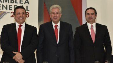 Photo of Enrique González toma protesta como presidente de Canacar