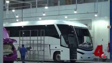 Photo of Producción de autobuses cae en casi 40 %