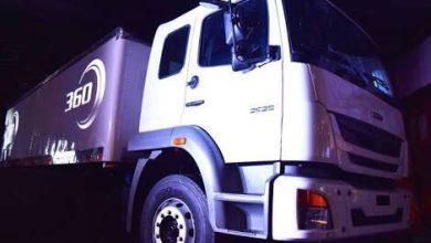 Photo of Los Freightliner 360 cab-over presentes en la Logistic Summit & Expo