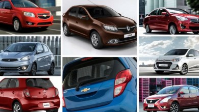 Photo of Los 10 autos más baratos de México en 2018