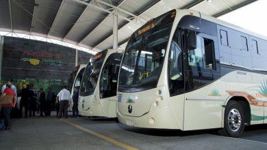 """Photo of Con 10 autobuses Mercedes Benz arranca el """"Tequila Bus"""""""