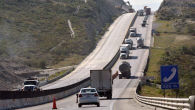 Photo of Crece tráfico de autotransporte de carga en la Saltillo Monterrey