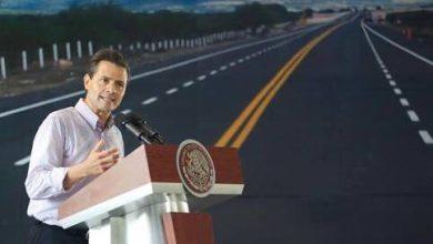 Photo of Niegan que Peña Nieto viole veda electoral con entrega de carretera en Veracruz