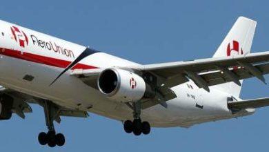 Photo of Reportan desperfecto en avión de carga en el AICM