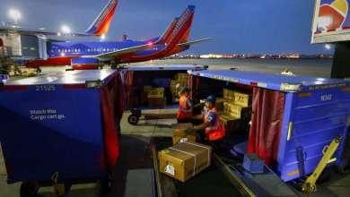 Photo of Southwest inicia servicio  de Carga entre los Estados Unidos y México
