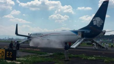 Photo of Aeroméxico abre paso a concurso mercantil y su calificación se cae