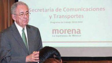 Photo of Jimenez Espriú aununció el próximo equipo de la SCT