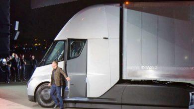 Photo of Camión de Tesla ya recorrió kilómetros en solitario