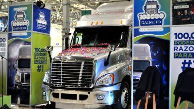 Photo of Venta al mayoreo de camiones crece 16% en agosto respecto a 2017