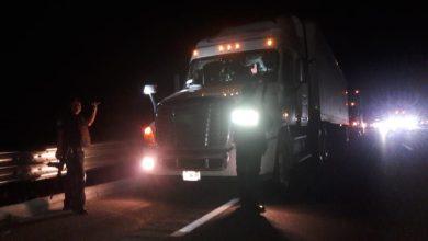 Photo of Policía Federal frustra robo a camión en Quecholac