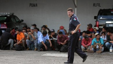 Photo of Encuentran a 124 migrantes centroamericanos en 3 trailers