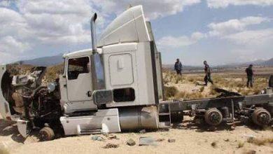 Photo of Piden revisar deshuesaderos donde venden partes de camiones robados