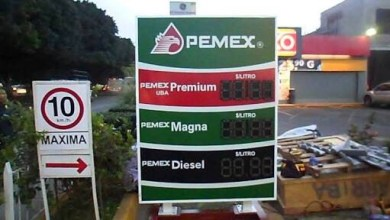 Photo of En estas gasolinerías de la CDMX y Edomex, el litro de Magna supera los 20 pesos