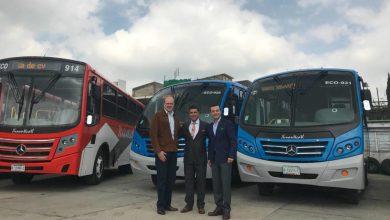 Photo of Estado de México apuesta por autobuses Mercedes Benz para transporte público