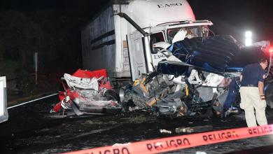 """Photo of Secretario de Seguridad Pública de Edomex achaca accidente de operadora por ser """"bajita"""""""