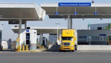 Photo of Camiones esperan 3 horas promedio en reconocimiento aduanero