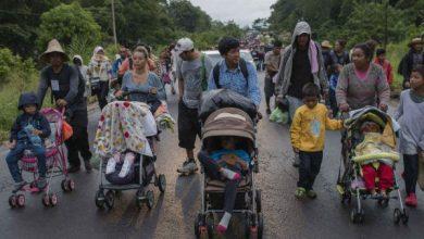 Photo of Caravana migrante se divide después de que Veracruz no proporcionara autobuses