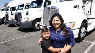 Photo of Migrante se hace millonaria vendiendo camiones en Estados Unidos