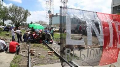 Photo of 251 trenes de carga detenidos por bloqueos de la CNTE