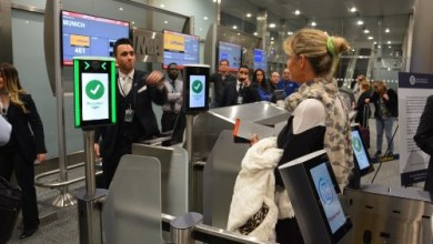 Photo of ¿Sales del aeropuerto de Miami? abordarás con reconocimiento facial