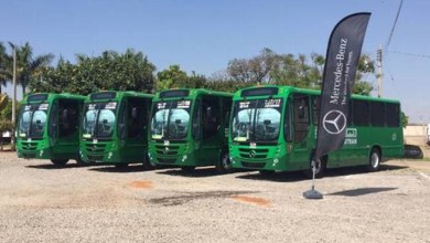 Photo of Mercedes Benz equipa transporte público de Guadalajara con 30 autobuses