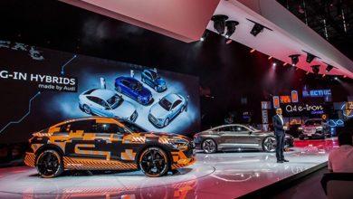 Photo of Autos eléctricos dominan el stand de Audi en el auto show de Ginebra