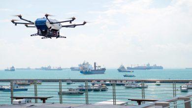 Photo of Inician pruebas de drones para entregas a barcos