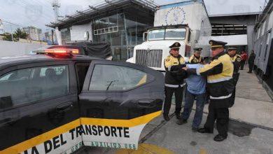 Photo of Detienen a cuatro sujetos por robo a transporte de carga en Edomex
