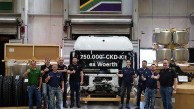 Photo of Planta de Mercedes – Worth produce Kit 750,000 para el Actros