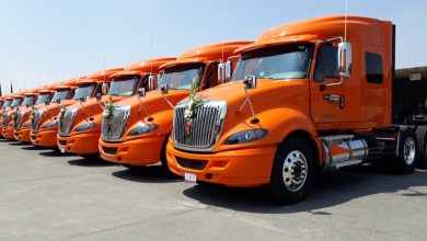 Photo of Transportes Santa Fe y Petro Asfaltos del Sureste se modernizan con 23 International ProStar