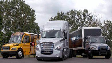 Photo of Camiones eléctricos Freightliner cargarán baterías 10 veces más rápido que los autos