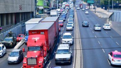 Photo of Más de 120,000 camiones contaminan el Estado de México