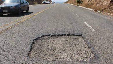 Photo of Amotac lamenta estado de carreteras federales