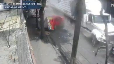 Photo of Video del momento de la persecución y choque de trailer en Santa Fe