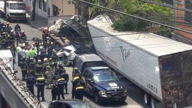 Photo of Tras accidente, Gobierno de la CDMX impondrá restricciones al transporte de carga