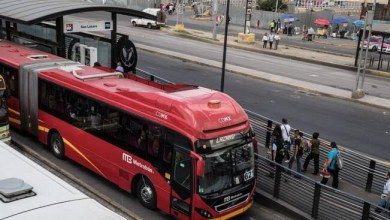 Photo of Transporte público en CDMX estará monitoreado con cámaras y GPS