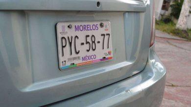 Photo of ¿Sacaste placas en Morelos? Te restringirán la circulación en la CDMX en 2021