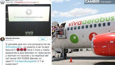 Photo of Pasajeros denuncian serios problemas de servicio de VivaAerobús