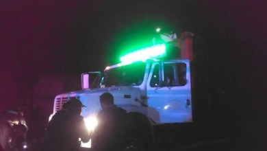 Photo of Recuperan camión robado y liberan a mujer del camarote